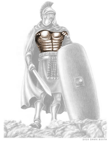 The Breastplate of Righteousness - Armor of God > Free Bible Study ...
