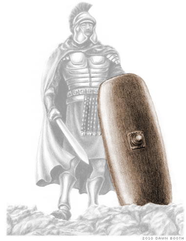Armor of God: The Shield of Faith