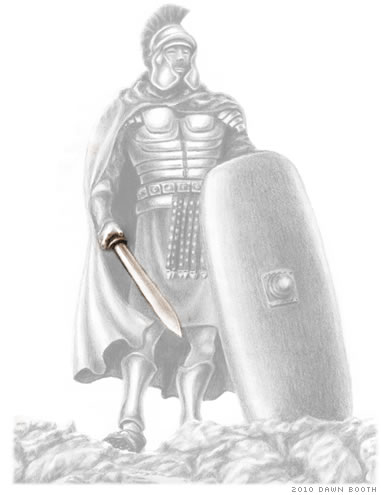 Armor of God: The Sword of the Spirit, the Word of God