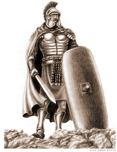 Taking Up the Whole Armor of God
